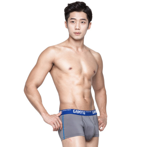 Separated Structure Design,Friction Free Separated, Underpants, Ballpark Pouch, Boxerbriefs, Underwear for men, Mens Underwear